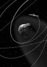 Rosetta Spacecraft Reaches Comet