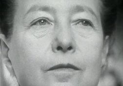 Jean-Paul Sartre et Simone de Beauvoir