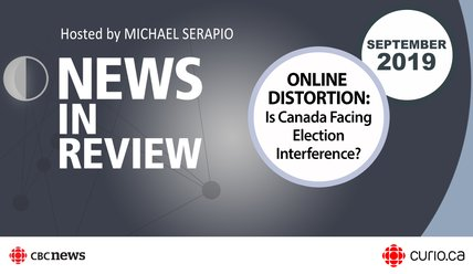 NIR-19-09 - PDF - Online Distortion: Is Canada Facing Election Interference?