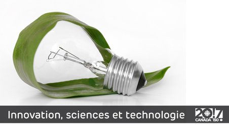 Innovation, sciences et technologie