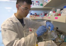 Canadian Teen Discovers Method to Turn Waste Water into Electricity