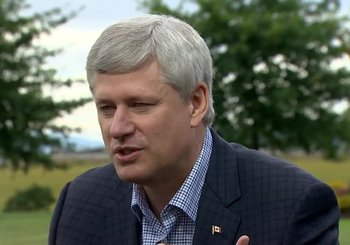 Stephen Harper Interview