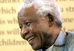 Nelson Mandela: An International Symbol