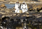 "California oil spill a ""wake-up call"""