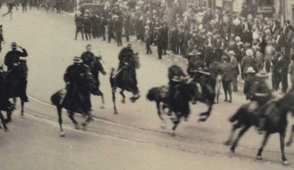 Bloody Saturday: The Winnipeg General Strike
