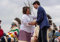 Trudeau exonerates wrongfully convicted Chief Poundmaker