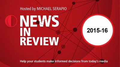 News in Review 2015-2016