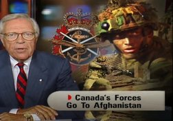 Canada's Forces Go to Afghanistan