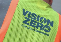 Vision Zero: Making City Roads Safer