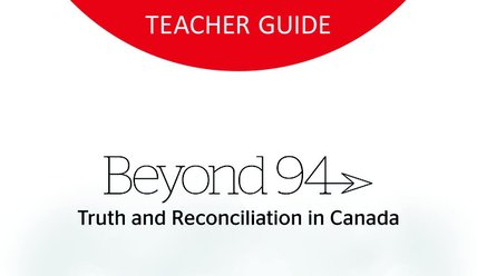 Beyond 94 teacher guide