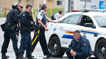 Are RCMP Officers Outgunned?