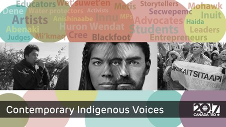Canada 150: Contemporary Indigenous Voices
