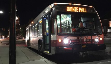How Belleville, Ont., is using technology to tackle transit troubles