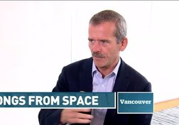Chris Hadfield on Singing in Space