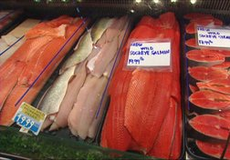 Fishy foods: Your seafood may not be what it says on the package