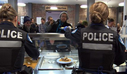 How Montreal police and the city's homeless are building a better relationship