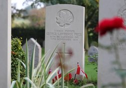 Private George Price: Paying homage to a fallen Canadian
