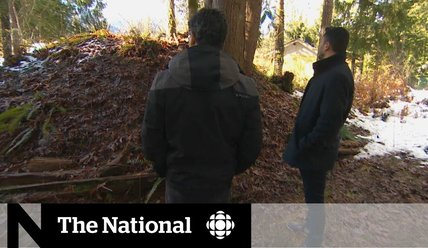 Indigenous graves have B.C. landowners pitted against the government