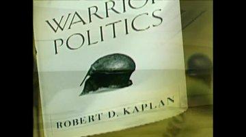 Robert Kaplan: Keeping Power in a Violent Future