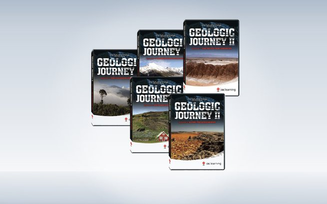 Geologic Journey II