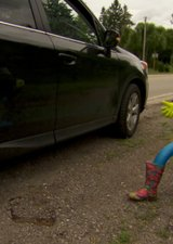 HitchBOT the hitchhiking robot