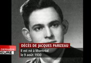 Biographie de Jacques Parizeau