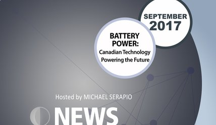 NIR-17-09 - Battery Power: Canadian Technology Powering The Future