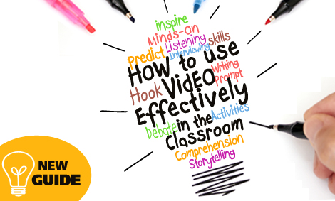How to use video EFFECTIVELY in the classroom