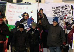 Idle No More: A Protest for Aboriginal Rights