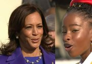 Women of Influence: Kamala Harris and Amanda Gorman