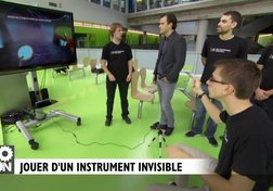 Chronique Innovation : Un orchestre d'instruments virtuels