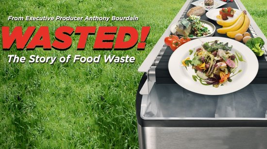 the story of food waste