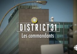 District 31 : les commandants