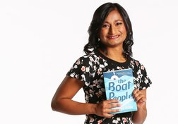 Canada Reads 2018: Sharon Bala on The Boat People