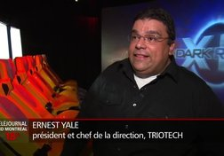 Chronique Innovation : Triotech, attraction interactive