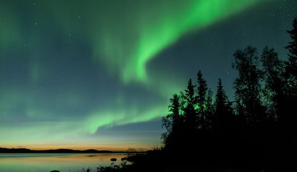 The Wonder of the Northern Lights