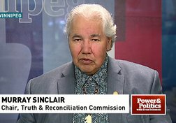 Justice Murray Sinclair: Nutrition Experiments on Aboriginal Children