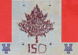 #StandForCanada Youth Challenge: K-8 students at Harriett Todd Public School