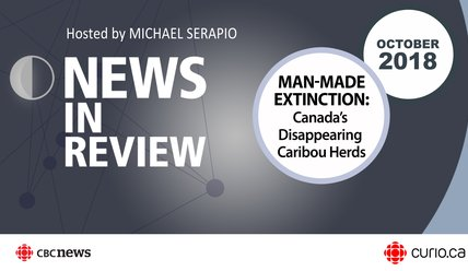 NIR-18-10 - PDF - Man-Made Extinction: Canada's Disappearing Caribou Herds