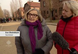 Survivors Remember: Auschwitz 75 Years On