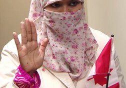 ​Niqab Debate: A Canadian Election Firestorm