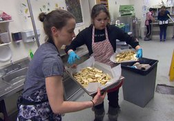 As Nunavut struggles with food insecurity, students step up to help feed their peers