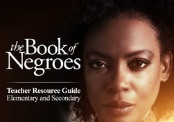The Book Of Negroes.The Book Of Negroes