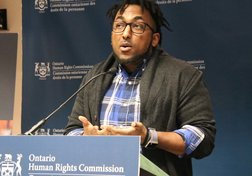 'Unprecedented' report released on racial profiling by Toronto police