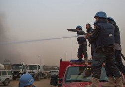 Canadian Peacekeepers: Mission to Mali