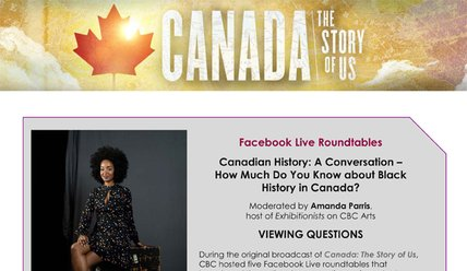 How Much Do You Know about Black History in Canada? - Viewing Questions
