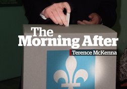 Behind the Scenes of the Quebec Referendum