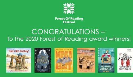 Forest of Reading 2020