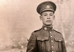 Forgotten Chinese-Canadian Fought in WWI's Battle of Hill 70