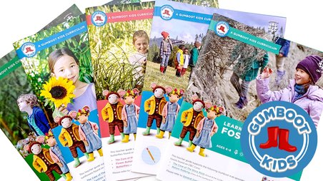 Gumboot Kids Curriculum